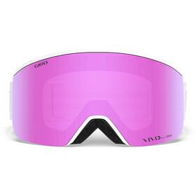 Giro Ella Lunettes De Protection, white iridescent/vivid pink/vivid infrared